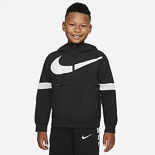 Nike Crossover 大童(男孩)篮球上衣