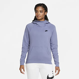 Nike Sportswear Essential Women's Funnel-Neck Fleece Pullover Hoodie