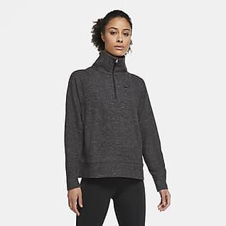 Nike Therma Women's 1/2-Zip Training Top