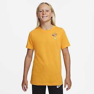 Nike Dri-FIT x Space Jam: A New Legacy 大童訓練 T 恤