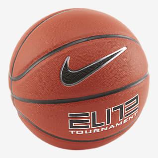 Nike Elite Tournament Ballon de basketball (tailles 6 et 7)