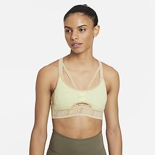 Nike Indy UltraBreathe 女子低强度支撑衬垫运动内衣