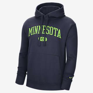 Minnesota Timberwolves Heritage Men's Nike NBA Pullover Hoodie