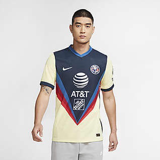 Club América 2020/21 Vapor Match de local Camiseta de fútbol para hombre