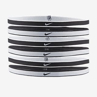 Nike Swoosh ผ้าคาดผมสำหรับเล่นกีฬา (6 เส้น)