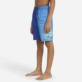 """Nike Big Kids' (Boys') 8"""" Swim Trunks"""