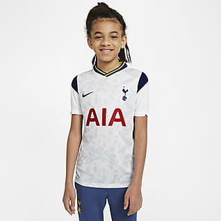 Tottenham Hotspur 2020/21 Stadium Home Older Kids' Football Shirt