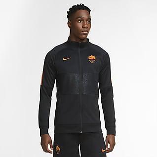 AS Rom Fußball-Track-Jacket für Herren