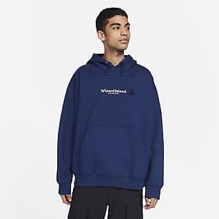 "Nike ACG ""Wizard"" Felpa pullover in fleece con cappuccio"
