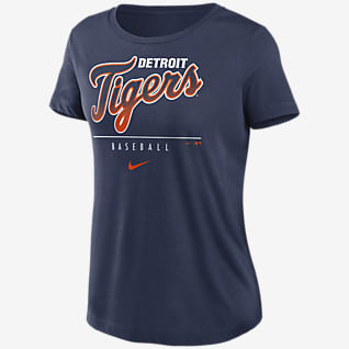 Nike Dri-FIT Lettering Essential (MLB Detroit Tigers) Women's T-Shirt