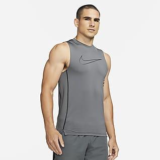 Nike Pro Dri-FIT Men's Slim Fit Sleeveless Top