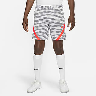 Nike Dri-FIT Strike 男款針織足球短褲