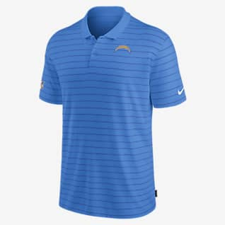 Nike Dri-FIT Sideline Victory Coaches (NFL Los Angeles Chargers) Men's Polo
