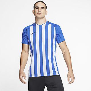 Nike Striped Division 3 Ανδρική ποδοσφαιρική φανέλα