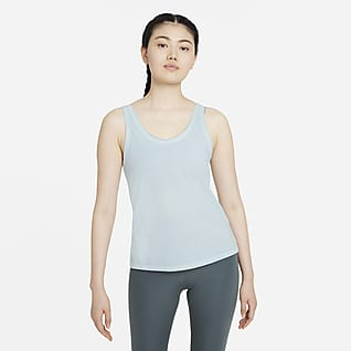 Nike Yoga Dri-FIT 女子背心