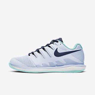 NikeCourt Air Zoom Vapor X Women's Hard-Court Tennis Shoe
