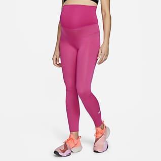 Nike One (M) Women's High-Waisted Leggings (Maternity)