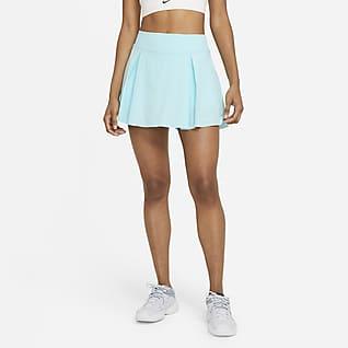 Nike Club Skirt Almindelig tennisnederdel til kvinder (lang)