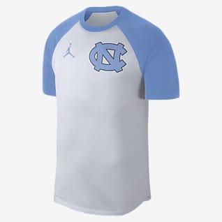 Jordan College Dri-FIT (UNC) Men's Raglan T-Shirt