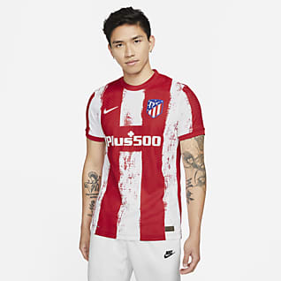 Atlético Madrid 2021/22 Maç İç Saha Nike Dri-FIT ADV Erkek Futbol Forması