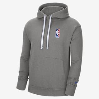 Team 31 Essential Nike NBA-s belebújós, kapucnis férfipulóver