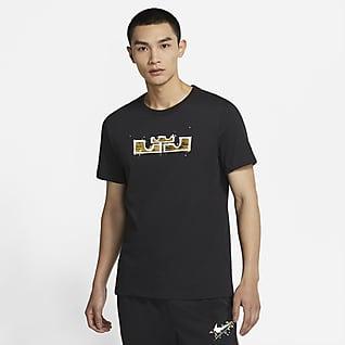 Nike Dri-FIT LeBron Logo 男子篮球T恤