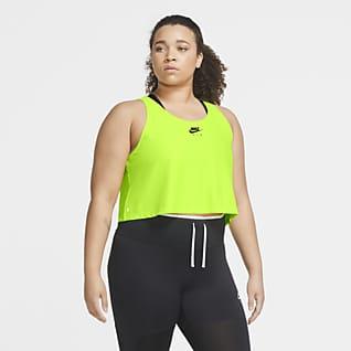 Nike Air Lauf-Tanktop für Damen (große Größe)