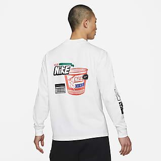 Nike Sportswear 男款長袖小高領 T 恤