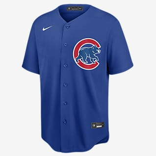 MLB Chicago Cubs (Anthony Rizzo) Men's Replica Baseball Jersey