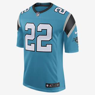 NFL Carolina Panthers (Christian McCaffrey) Men's Limited Vapor Untouchable Football Jersey