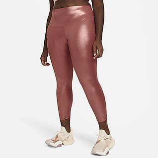 Nike One Icon Clash Leggings de 7/8 para mujer (talla grande)