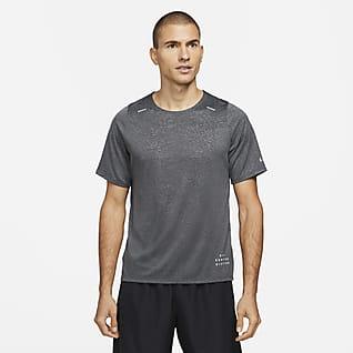 Nike Rise 365 Run Division Haut de running à manches courtes pour Homme