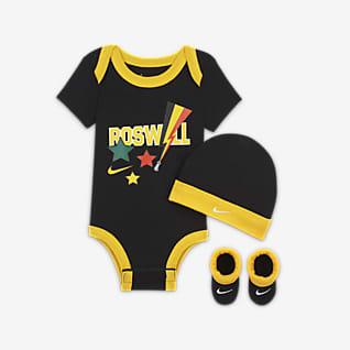 Nike Conjunto de tres piezas para bebé (6-12M)