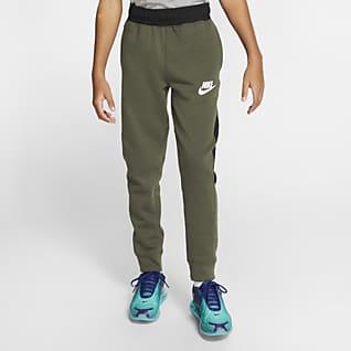 Nike Sportswear Spodnie typu jogger dla dużych dzieci (chłopców)