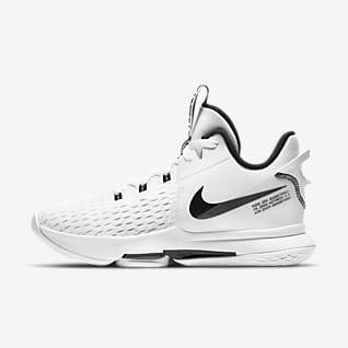 LeBron Witness V EP 男/女篮球鞋