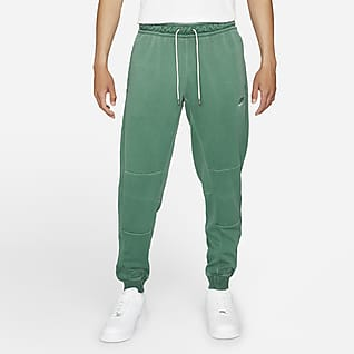 Nike Sportswear 男款平織長褲