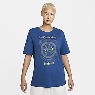 "Nike ""Legend"" Women's Boyfriend Basketball T-Shirt"