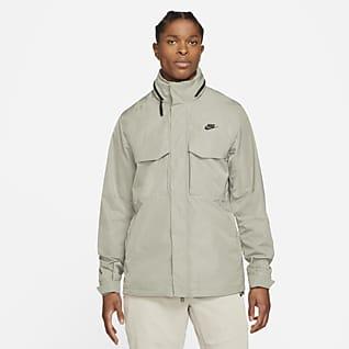 Nike Sportswear Casaco M65 com capuz para homem