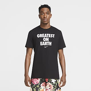 "Nike Dri-FIT ""Greatest On Earth"" Men's Basketball T-Shirt"