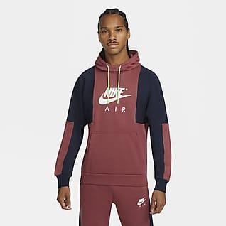 Nike Air Sudadera con gorro sin cierre para hombre