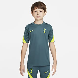 Tottenham Hotspur Strike Older Kids' Nike Dri-FIT Short-Sleeve Football Top