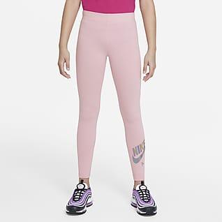 Nike Air Legginsy dla dużych dzieci (dziewcząt)