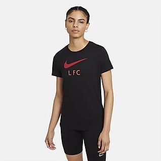 Liverpool FC T-shirt para mulher
