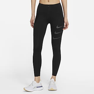 Nike Epic Luxe Run Division Leggings de running de tiro medio para mujer