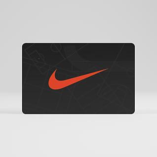 Nike presentkort Skickas per e-post inom 2 timmar eller mindre