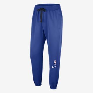 Golden State Warriors Showtime Мужские брюки Nike НБА Therma Flex