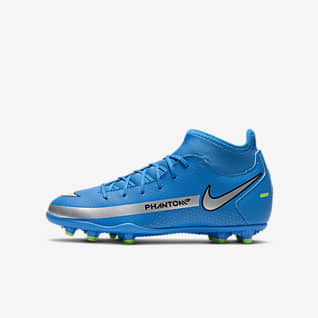Nike Jr. Phantom GT Club Dynamic Fit MG Chaussure de football à crampons multi-surfaces pour Jeune enfant/Enfant plus âgé