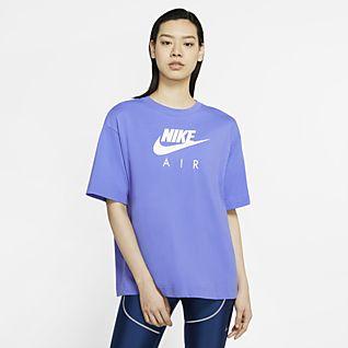 Nike Air Kurzarm-Oberteil für Damen