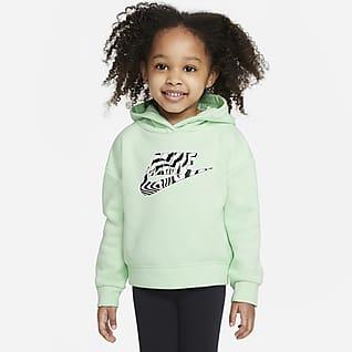 Nike Sudadera con capucha sin cierre infantil