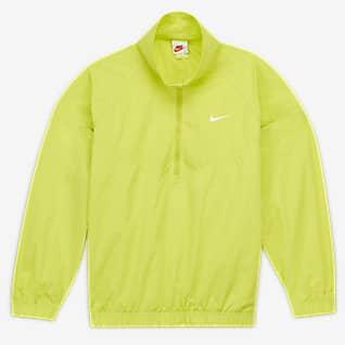 Nike x Stüssy Windrunner เสื้อแจ็คเก็ต